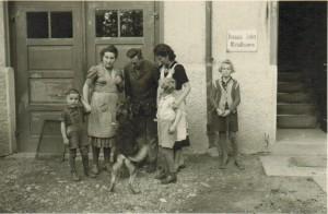In den 40er Jahren - Hermann Doster Metallwaren
